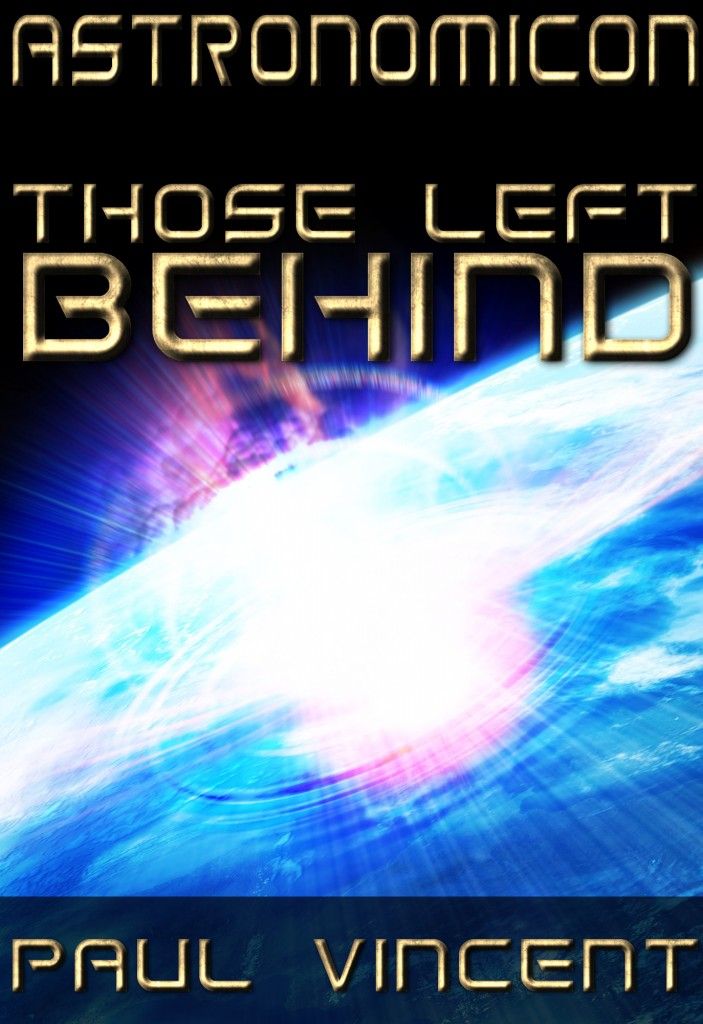 Those Left Behind - front cover art